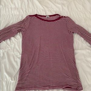Splendid striped top